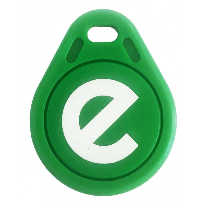 Token RFID to electric vehicle drivers
