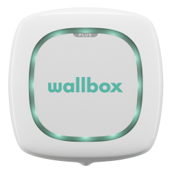 Punto Pulsar Wallbox blanco